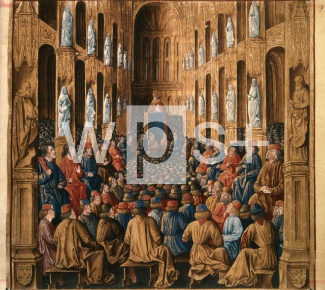 FOUQUET Jean|教皇ウルバヌス2...