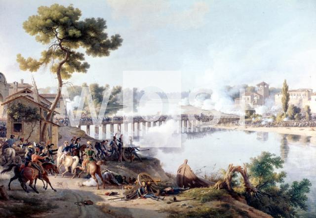 ローディの戦い、1796年5月10日 ...