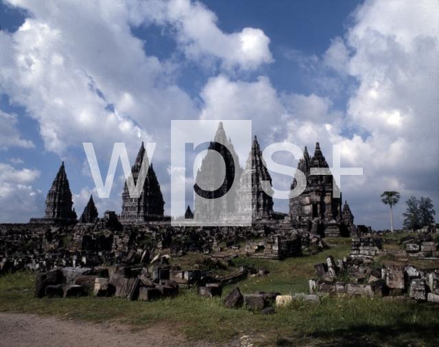 プランバナン寺院群の画像 p1_26