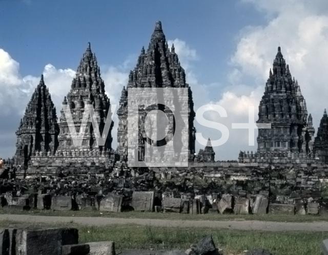 プランバナン寺院群の画像 p1_29
