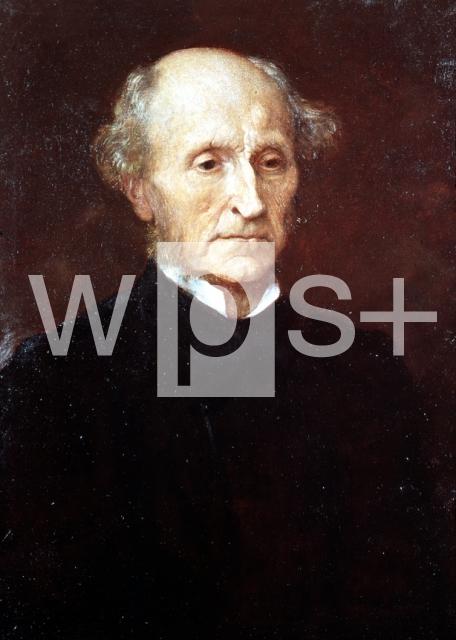 WATTS George Frederic|ジョン・スチュアート・ミル - 文学 | wps+(ワールド・フォト・サービス)