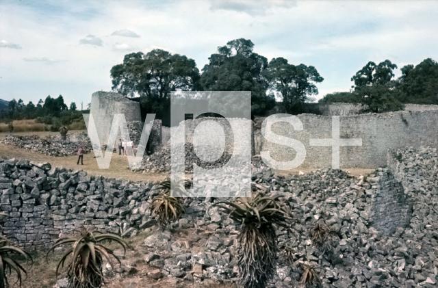グレート・ジンバブエ遺跡の画像 p1_12