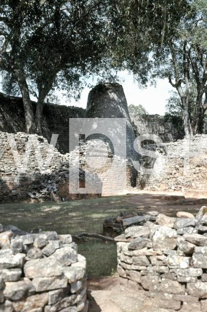 グレート・ジンバブエ遺跡の画像 p1_28