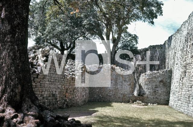 グレート・ジンバブエ遺跡の画像 p1_29