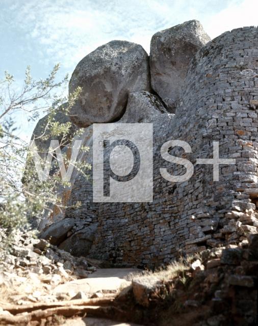 グレート・ジンバブエ遺跡の画像 p1_37