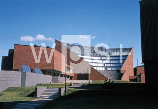 AALTO Alvar|アールト大学 「講堂」 - 建築 | wps+(ワールド・フォト・サービス)
