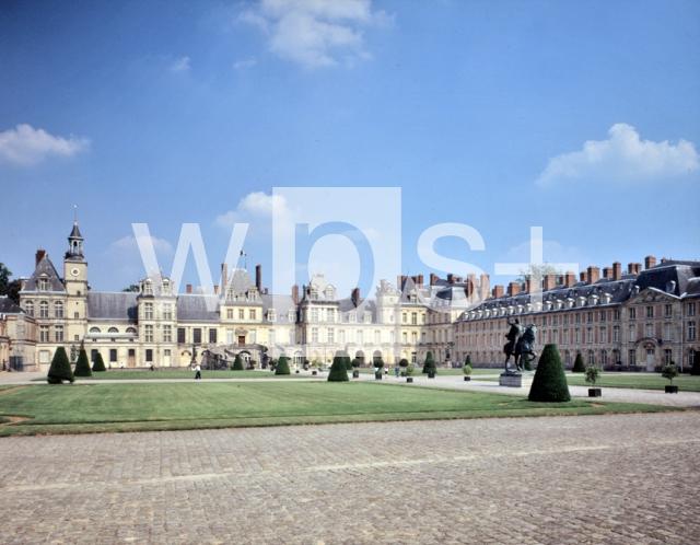 フォンテーヌブロー宮殿の画像 p1_20