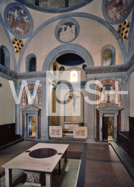 Brunelleschi filippo e altri wps for Interior iglesia san lorenzo brunelleschi