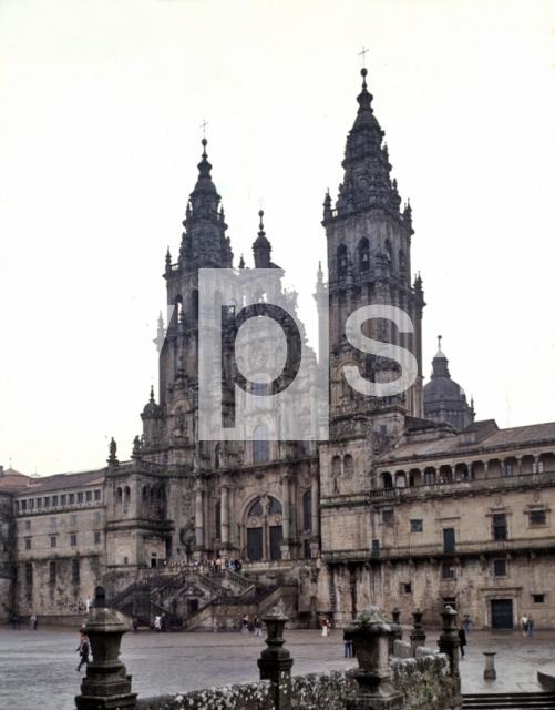 サンティアゴ・デ・コンポステーラ大聖堂の画像 p1_1