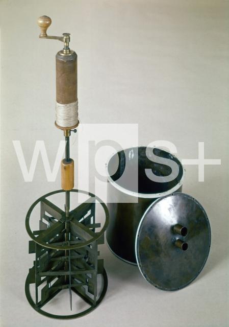 熱の仕事当量に関する実験に使用された装置 - 科学 | wps+(ワールド・フォト・サービス)